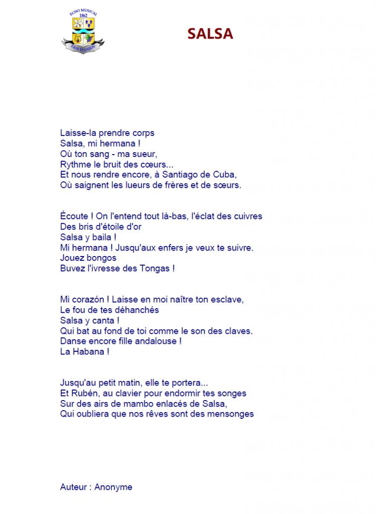 Texte lu par Fabien Leblanc