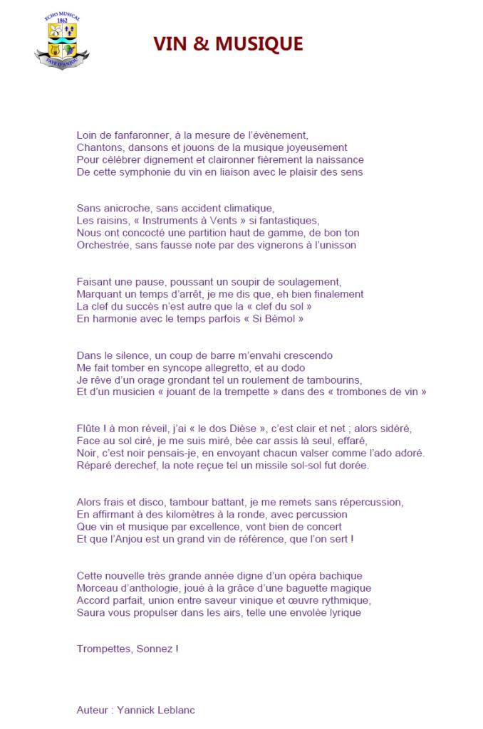 Texte lu par Eddy Oosterlinck