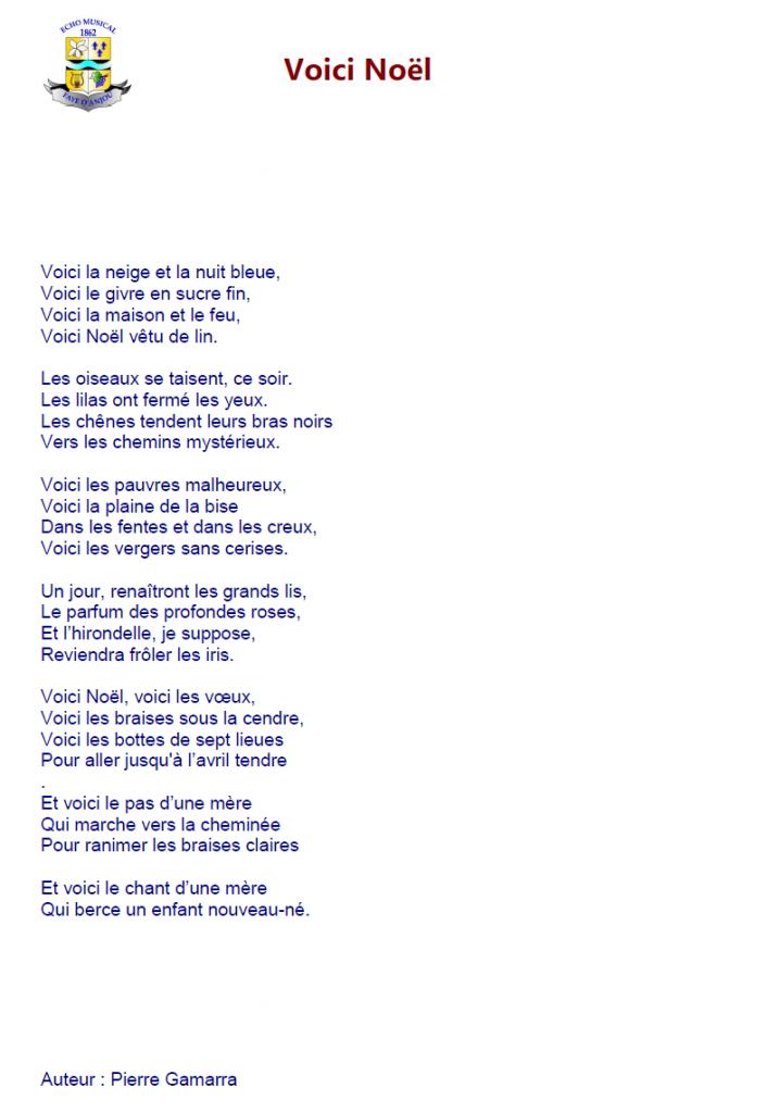 Texte lu par Fanny Chartrain