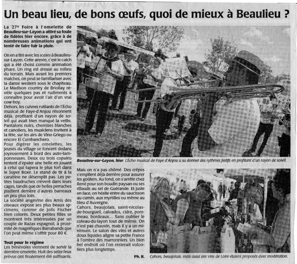 08-08-2011 Beaulieu